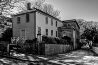 Nantucket Quaker Meetinghouse